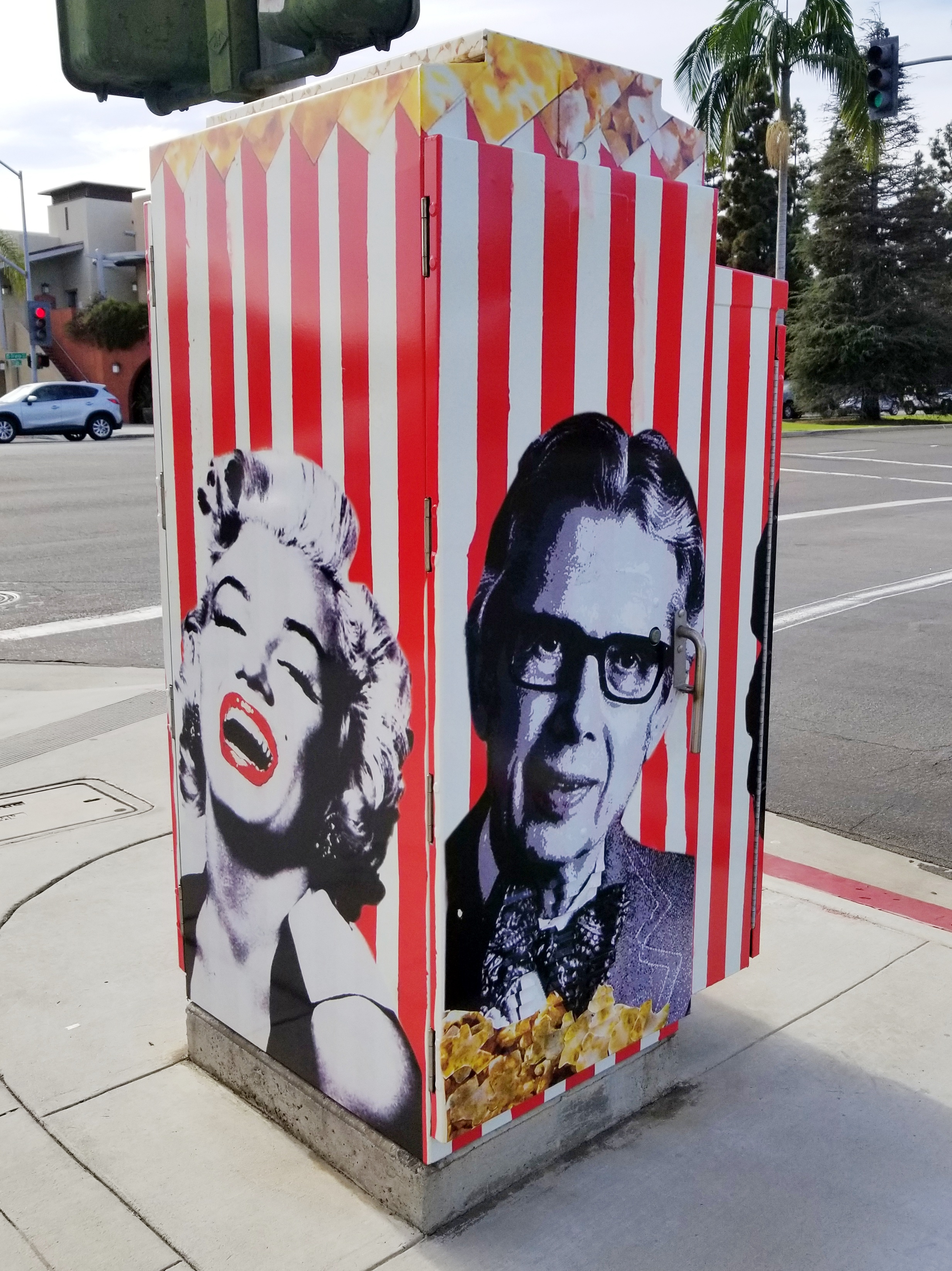 Art Outside the Box Popcorn